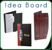 Hospitality Idea Board