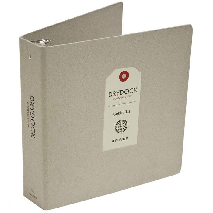 Eco-Friendly Hotel Guest Directory Binders