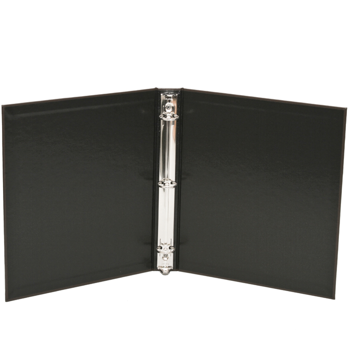 "1/2"" To 2"" Leatherette 3 Ring Binders"