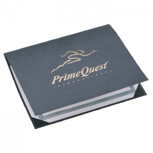 "Premier Certificate Cover – 6 1/2 × 8 1/2"""