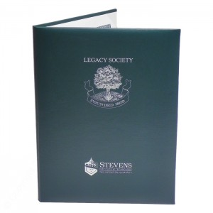 """Deluxe Certificate Covers - Padded Cover – 9 × 11 ½"""""""