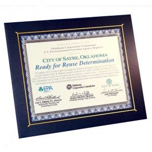 "Certificate / Photo Frames – 10 × 12"""