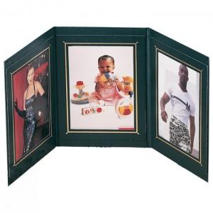 Photo Frames-Triple Frame-Book or Landscape