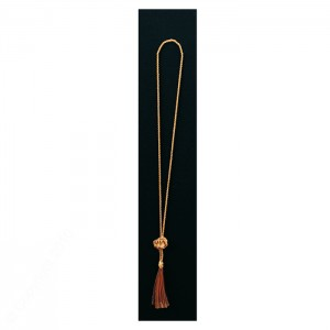 Tassel/Loop and Slide - See Available Colors