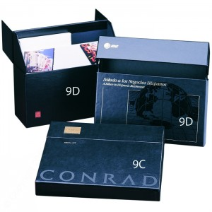 Small Media Box overlap lid