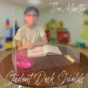 Student Desk Shields - Martie