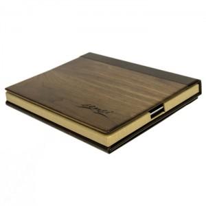 Sensi Wood iPad Tablet Covers Side