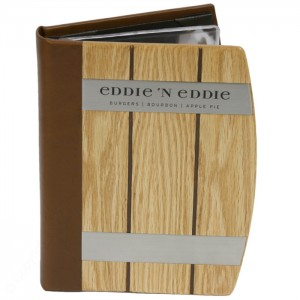 Eddie 'N Eddie Wood Barrel Binders