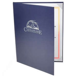 """Deluxe Certificate Covers Flat Cover 8-1/2 × 11"""""""