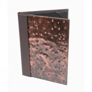 Hospitality Idea Board 46 Copper Binders Wine Lists