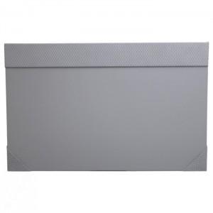 Custom Gray Blotter