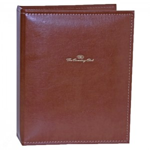 "Bonded 3"" Ring Binder, Sr."