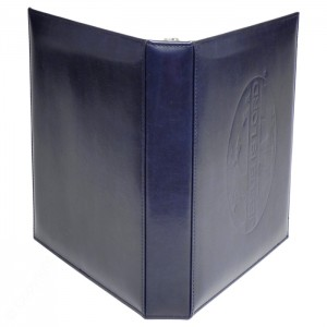 "Bonded 1 1/2"" Ring Binder, Jr."