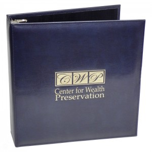 "Bonded 2"" Ring Binder, Sr."