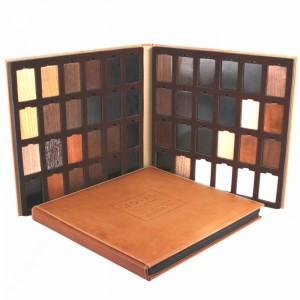 Leather Sample Presentation Kit