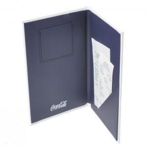 Guest Check Presentors-1 Diagonal Pocket (Standard)