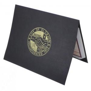 "Premier Certificate Cover – 5 1/2 × 7 1/2"""