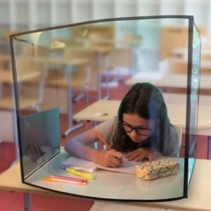 Student Desk Shields - Joey