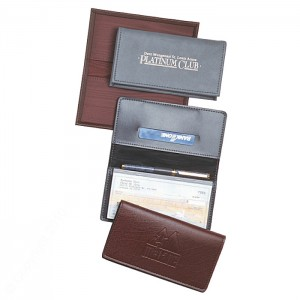 Vinyl Chek-Keeper II Checkbook