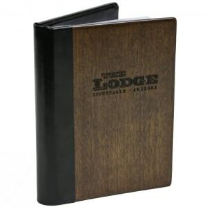 Wood Lodge Wine Cover