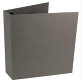 "Bookcloth 3 Ring Binders - 1/2 to 2"" Capacity"