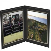 Photo Frames-Double Frame-Book or Landscape