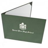 """Quality Certificate Cover – 8"""" × 10"""""""