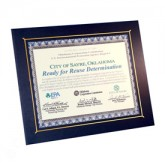 "18DLL Certificate / Photo Frame 8 1/2 x 11"" or 8 × 10"""