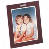 Single Photo Frames Horizontal or Vertical 3-1/2 x 5""