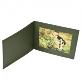 Populaire Picture Holders–Curtis Linen-Landscape Style-5 1/2 × 7 7/8""
