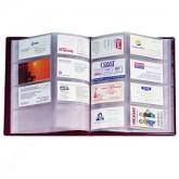 Executive Business Card File
