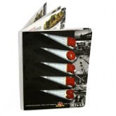 Look Book AC Exhibit - Restaurant Graphic Print Menu Books