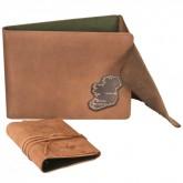 Binder 84 Custom Leather Wrap Binder