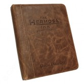 Look Book BM - The Hermosa Custom Leather Ring Binder