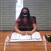 Corporate Desk Shields