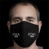 Custom Face Masks - Roka - Front