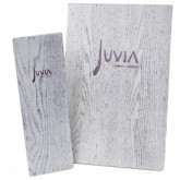 Juvia Miami Beach Wood Menu Panel