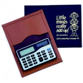 "Top Grain ""Escort"" Business Card Case"