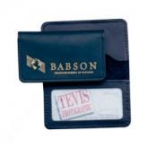 "Top Grain ""Sequoia"" Business Card Case"