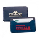 "Top Grain ""Seminole"" Business Card Case"