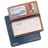 Top Grain Chek-Keeper I Checkbook Cover