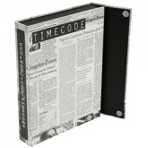 Custom Sony Timecode News Media Boxes Print Design