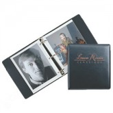 "Vinyl 1 1/2"" Photo Album Binder"