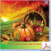153-Happy Thanksgiving Thumbnail