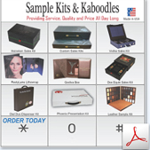 158-Sample Kits-Slipcases-Presentation Kits Thumbnail