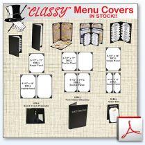 159-Classy Menu Covers Thumbnail