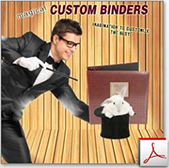 161-Magical Custom Binders Thumbnail