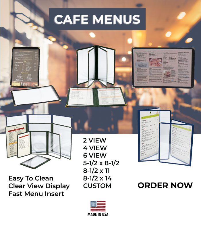 179 Cafe Menu Covers Thumbnail