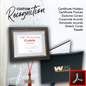181 Custom Awards Recognition Thumbnail