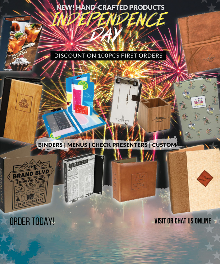 186 Hand-Crafted Independence Week Sale